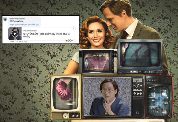 Netizen Việt tạm biệt 9 tập WandaVision bằng 1 rổ meme đi vào lòng đất, cả phim căng đét hóa thành trò đùa! - Ảnh 19.