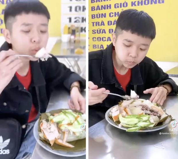 Nghe xong lời giải thích của TikToker Hà Nội làm clip chê bánh giò không nóng, dân mạng càng phẫn nộ hơn! - Ảnh 2.