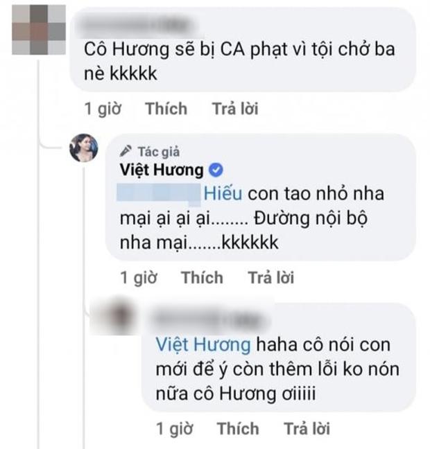 Gia đình NS Việt Hương lái xe máy đi phượt nhưng gây tranh cãi vì 1 chi tiết, chính chủ phải lên tiếng ngay và luôn - Ảnh 4.