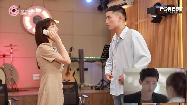 Hoà Minzy - Văn Mai Hương khoe giọng live khủng qua mash-up hit Bùi Lan Hương - Lady Gaga - Ảnh 5.