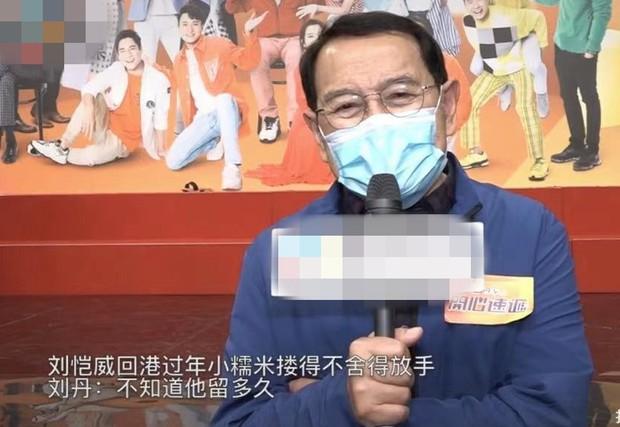Xót xa lời chia sẻ của bố chồng Dương Mịch về tình hình 2 bố con Lưu Khải Uy, Cnet quay ra chỉ trích Bạch Thiển gay gắt - Ảnh 2.