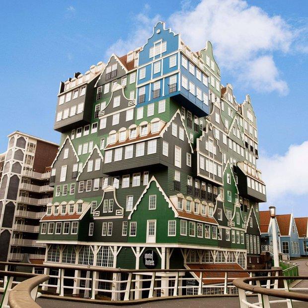 Khó mà tin trên thế giới có những công trình với kiến trúc quái dị thế này, chỗ cuối cùng mới gây sốc nhiều nhất - Ảnh 1.