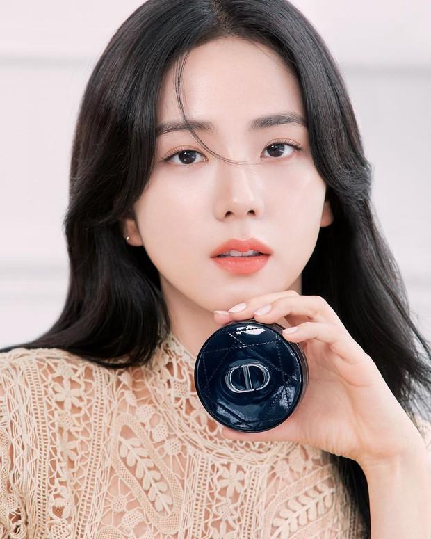 Nóng: Jisoo được Dior tuyên bố danh phận chính thức, một bước thầu chức Đại sứ toàn cầu tận hai mảng - Ảnh 3.
