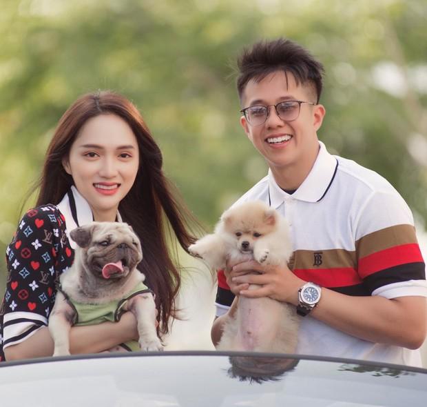 Mặc kệ tin đồn chia tay Hương Giang, Matt Liu bình tĩnh hưởng thụ loạt thú vui xa xỉ - Ảnh 3.