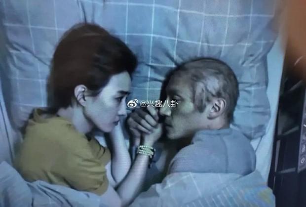 Fan choáng nặng với ngoại hình ốm yếu, rụng hết tóc của mỹ nam giường chiếu Trương Chấn sau khi giảm 13kg - Ảnh 3.