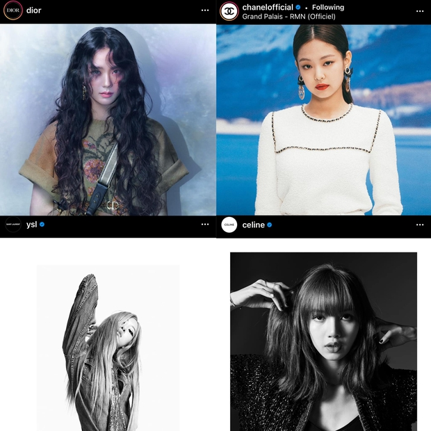 BLACKPINK chính thức đi vào lịch sử: Lần đầu có 1 nhóm nhạc Kpop, tất cả thành viên đều là đại sứ thương hiệu xa xỉ toàn cầu - Ảnh 2.