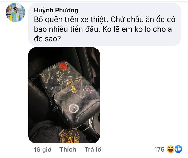 """Tiến Luật đăng đàn """"bóc phốt"""" Huỳnh Phương và Ngô Kiến Huy chiêu trò trốn trả tiền ăn, người trong cuộc tung bằng chứng """"nóng"""" đáp trả! - Ảnh 3."""