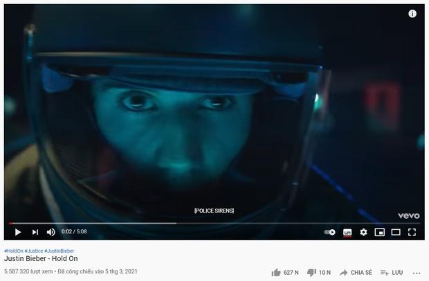 Justin Bieber cũng ra MV mới cùng ngày Bruno Mars, vào vai nghèo khổ bị rượt khắp nơi nhưng khó lòng thoát kiếp flop? - Ảnh 8.