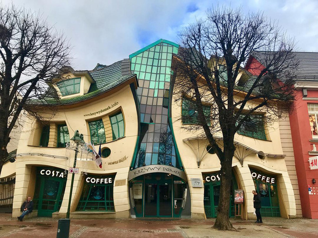 Khó mà tin trên thế giới có những công trình với kiến trúc quái dị thế này, chỗ cuối cùng mới gây sốc nhiều nhất - Ảnh 17.