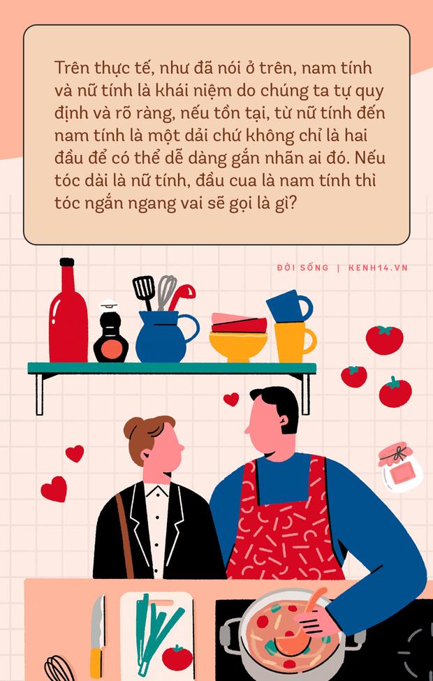 5 lầm tưởng về nữ quyền: Không cần lấy chồng? Không thích vào bếp? Phải mạnh mẽ hơn đàn ông?  - Ảnh 3.