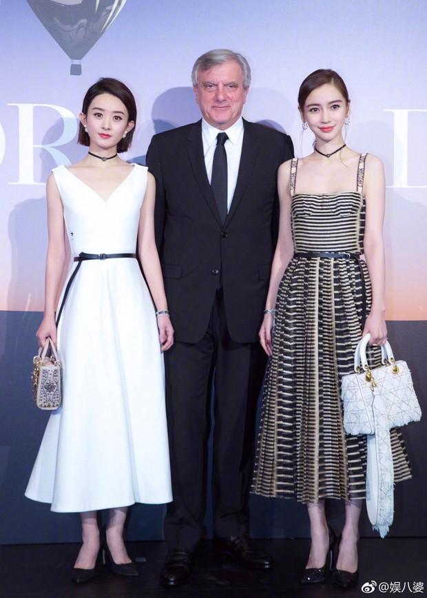 """Jisoo """"nhậm chức"""" Đại sứ toàn cầu, Cnet phẫn nộ thay Angela Baby và Triệu Lệ Dĩnh vì bị Dior đối xử bất công: """"Như một cái tát thẳng mặt vậy!"""" - Ảnh 2."""