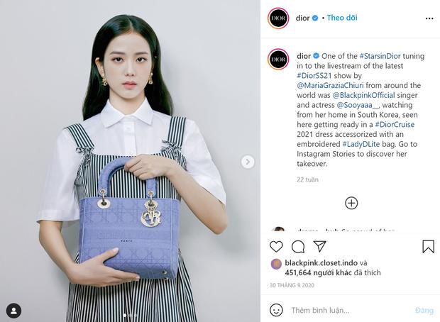 Hành trình của Jisoo tại Dior: Từng được cho là mờ nhạt, dần phủ sóng loạt cover tạp chí và trở thành cây Dior sống - Ảnh 16.
