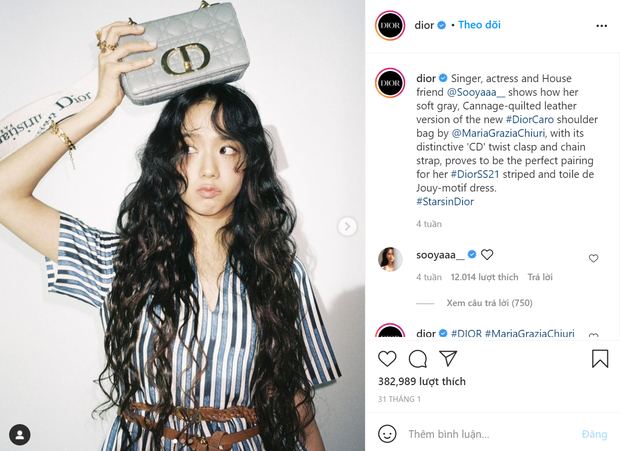 Hành trình của Jisoo tại Dior: Từng được cho là mờ nhạt, dần phủ sóng loạt cover tạp chí và trở thành cây Dior sống - Ảnh 17.