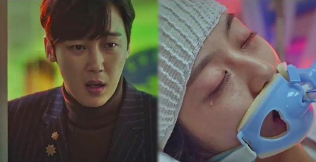 Lee Ji Ah vừa tái xuất, rating Penthouse 2 tiếp tục tăng vọt như tên lửa; Vincenzo của Song Joong Ki ngậm ngùi tụt dốc - Ảnh 2.