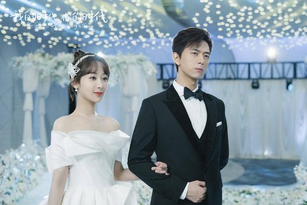 Dương Tử - Lý Hiện xuất hiện như cô dâu chú rể tại sự kiện, hành động lúng túng của Gun Thần với bạn diễn gây bão - Ảnh 5.