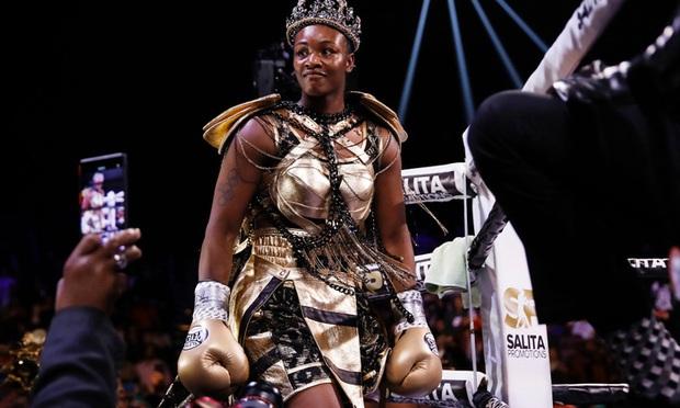 Nữ võ sĩ quyền Anh số 1 thế giới tuyên bố gây sốc: Tôi có thể đánh bại 98% đàn ông trên hành tinh này - Ảnh 2.