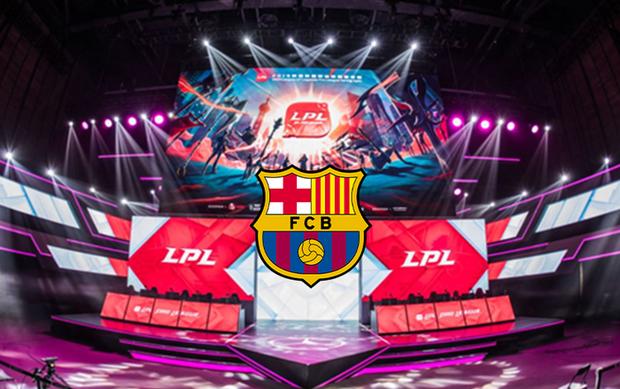 SofM chuẩn bị có cơ hội đối đầu với đội tuyển LMHT của Barcelona - Ảnh 1.