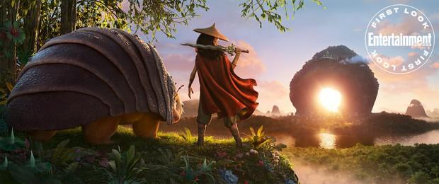 Raya Và Rồng Thần Cuối Cùng: Công chúa Disney gốc Việt múa võ cực hăng chặt phăng mọi đối thủ, có gì mà làm Hollywood mê mệt? - Ảnh 6.