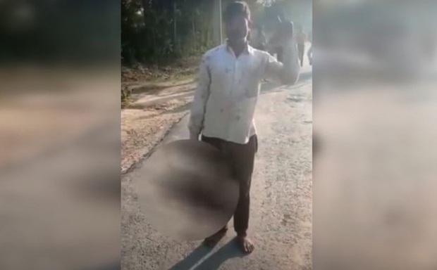 Ấn Độ: Cha chém tử vong con gái đang gần gũi bạn trai, mang đầu đi tự thú - Ảnh 1.