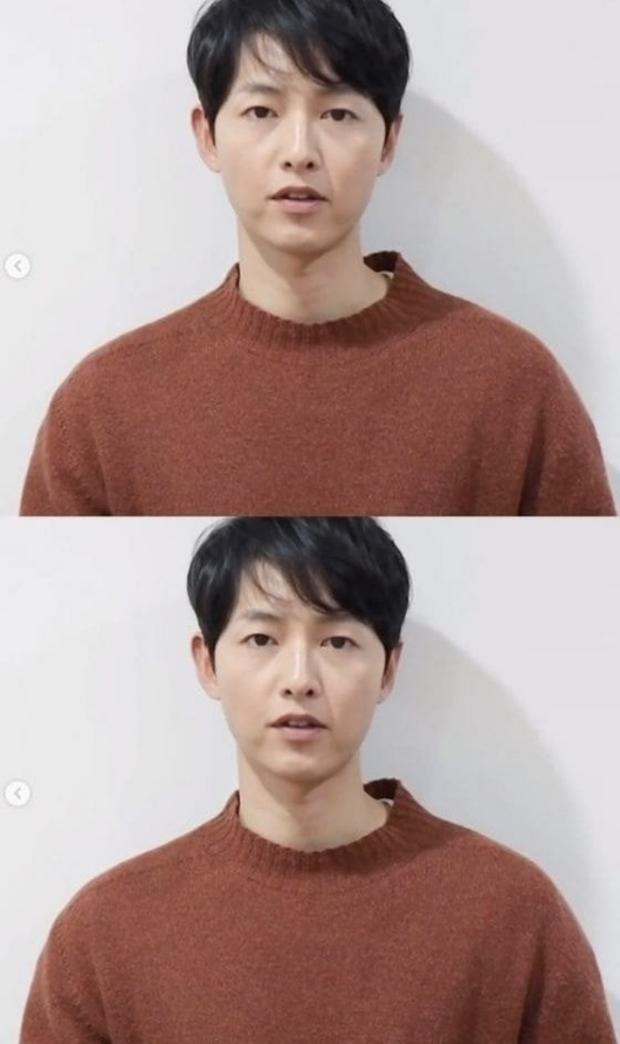 Mới bị chê kém sắc chưa lâu, Song Joong Ki đã tự tin để mặt mộc và lộ luôn nhan sắc thật khiến dân tình choáng váng - Ảnh 4.