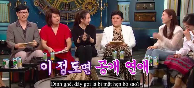 Kim So Yeon tiết lộ lý do dù từng hẹn hò bí mật cùng chồng nhưng lại bị đồng nghiệp khui quá dễ - Ảnh 4.