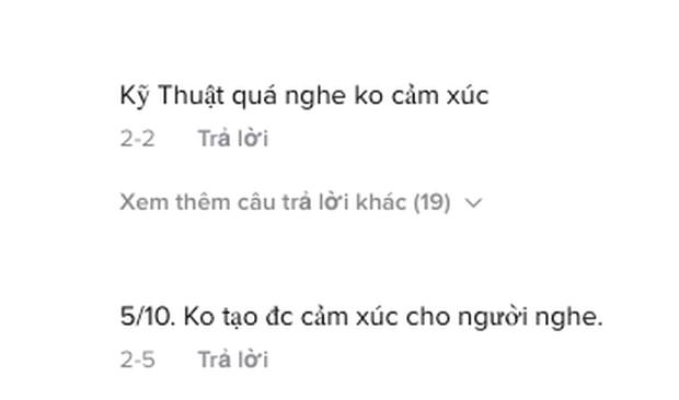 Netizen tranh cãi nữ ca sĩ cover hit của Bích Phương: Người khen quá đỉnh, kẻ chê kỹ thuật quá mất hết cảm xúc - Ảnh 4.