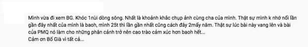 Trấn Thành vừa đăng OST nhạc phim, dân tình thi nhau thừa nhận rơi nước mắt, đòi đẩy MV lên top 1 trending - Ảnh 4.