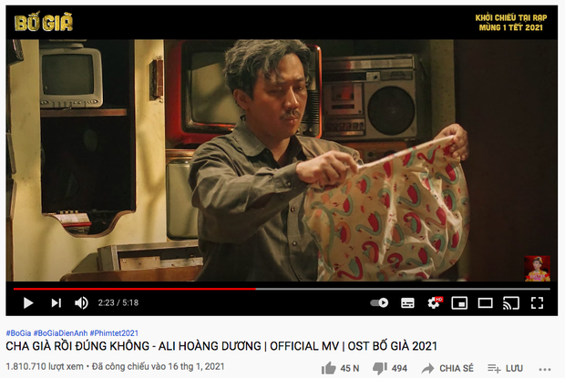 Trấn Thành vừa đăng OST nhạc phim, dân tình thi nhau thừa nhận rơi nước mắt, đòi đẩy MV lên top 1 trending - Ảnh 6.