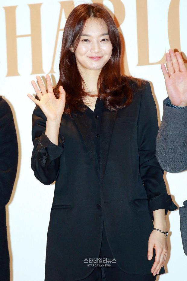 Lạ đời dàn mỹ nhân tăng cân vẫn xinh đẹp hiếm thấy: Shin Min Ah đáng yêu hết nấc, mỹ nhân Quân Vương Bất Diệt được netizen khen nức nở - Ảnh 5.