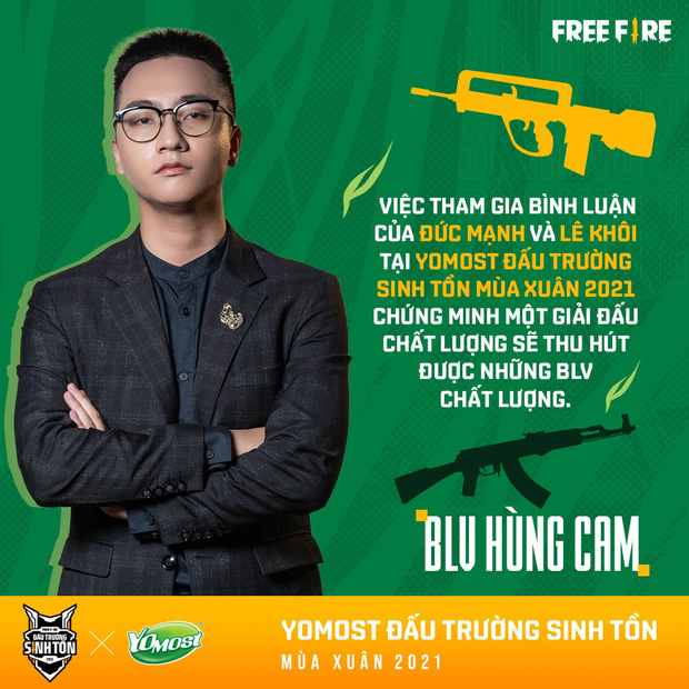 """Caster Free Fire Hùng Cam: """"Khoảnh khắc được hô vang tên các đại diện Việt Nam... là rất đáng tự hào và không thể nào quên - Ảnh 6."""