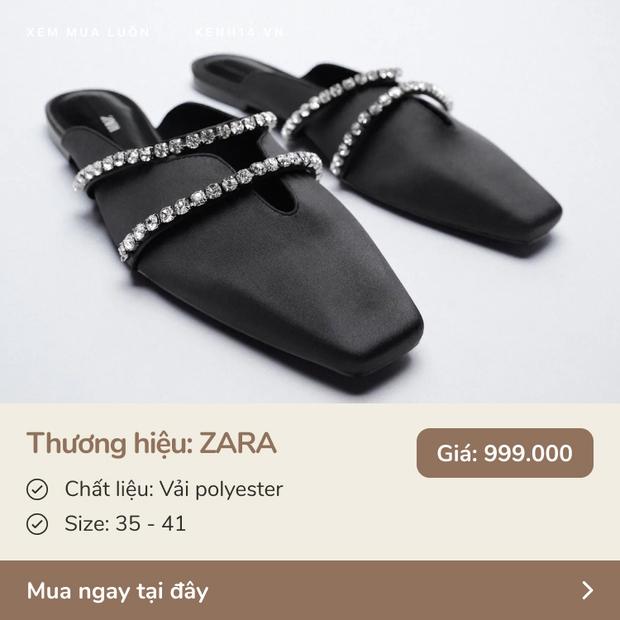 6 đôi giày giá 1,5 triệu quay đầu nhưng sang xịn như đồ hiệu, nàng nào được tặng cũng sướng - Ảnh 3.