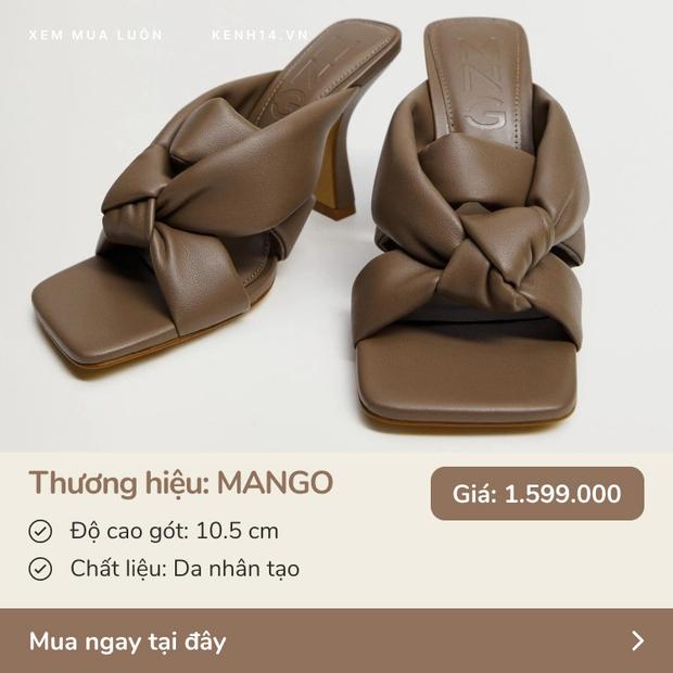 6 đôi giày giá 1,5 triệu quay đầu nhưng sang xịn như đồ hiệu, nàng nào được tặng cũng sướng - Ảnh 7.