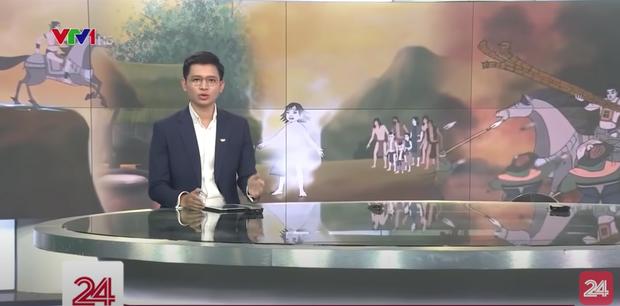 Vựa muối của VTV24 siêu mặn mòi khi kể về thời tới cản không kịp, thừa sức làm KOL của người hùng Nguyễn Ngọc Mạnh - Ảnh 1.