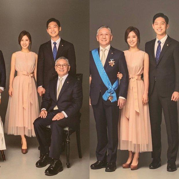 Thiên kim tập đoàn thực phẩm lớn nhất Hàn Quốc: Xinh như sao Kpop, không buồn thừa kế mà đi làm YouTuber, rủ luôn cả bố Chủ tịch quay Mukbang - Ảnh 9.