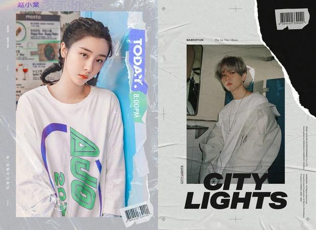 Bìa album hot nhất Kpop thuộc về nhà SM: Bị đạo nhái liên tục, từ B Ray đến thí sinh Thanh Xuân Có Bạn đều dính - Ảnh 5.