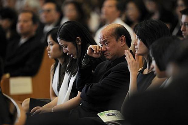 Vụ án nữ sinh gốc Việt tử vong ở tư thế treo ngược trong khe tường đúng ngày kết hôn, thái độ của thủ phạm sau khi gây án khiến ai cũng căm phẫn - Ảnh 8.