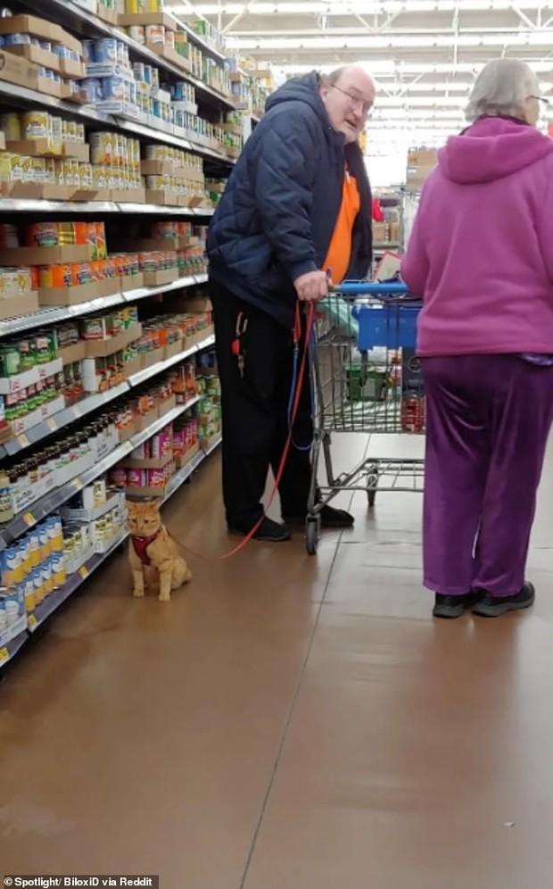 Dân mạng khắp thế giới chia sẻ những tình huống khó đỡ trong siêu thị - Ảnh 9.