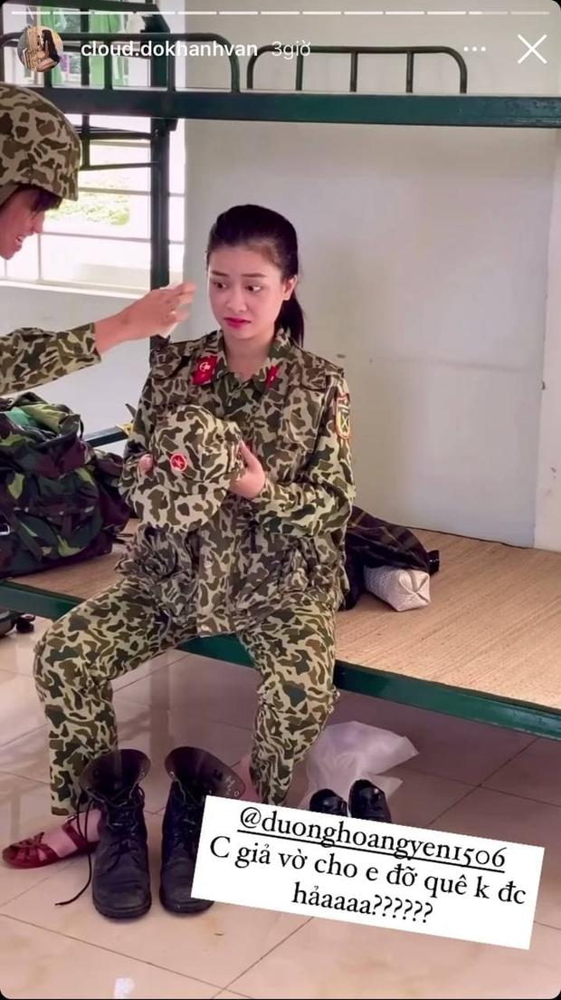 Khánh Vân định dọa Dương Hoàng Yến nhưng lại nhận một cái kết quê xệ! - Ảnh 3.