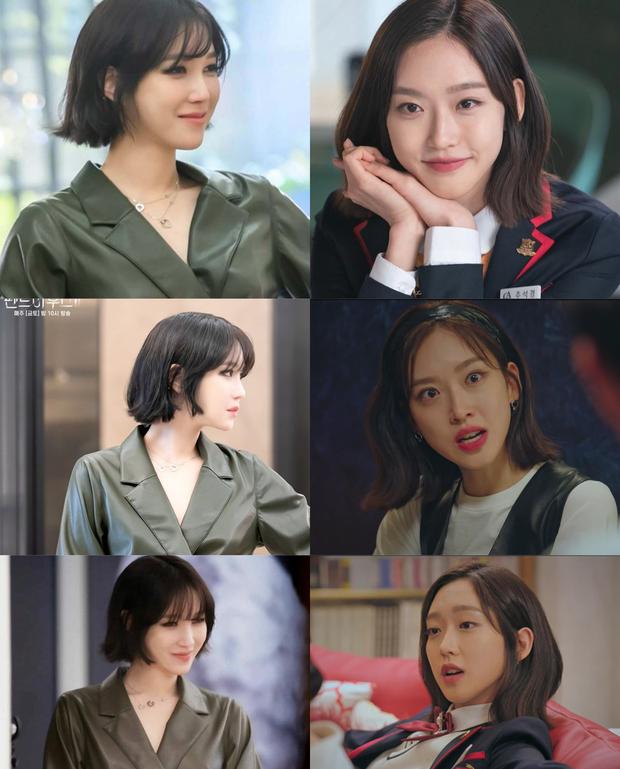 Lee Ji Ah vừa tái xuất trong Penthouse 2, dân mạng đã khẳng định đây là mẹ ruột của Seok Kyung: Con nhà tông không giống lông cũng giống cánh - Ảnh 2.