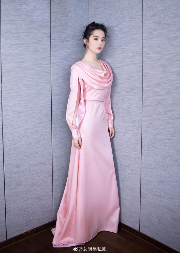 Lưu Diệc Phi gây sốt bởi bão visual thăng hạng như thời đỉnh cao, còn diện đồ Haute Couture xịn vô cùng! - Ảnh 3.