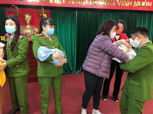 Khởi tố 8 bị can trong vụ án buôn bán trẻ sơ sinh sang Trung Quốc - Ảnh 1.