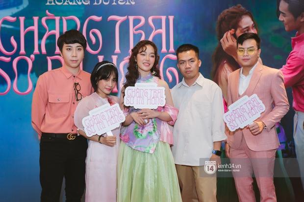 Vpop đón chào tân binh hát live tốt, được nhạc sĩ Hứa Kim Tuyền ví như sự giao thoa của Hoàng Thuỳ Linh và AMEE - Ảnh 5.