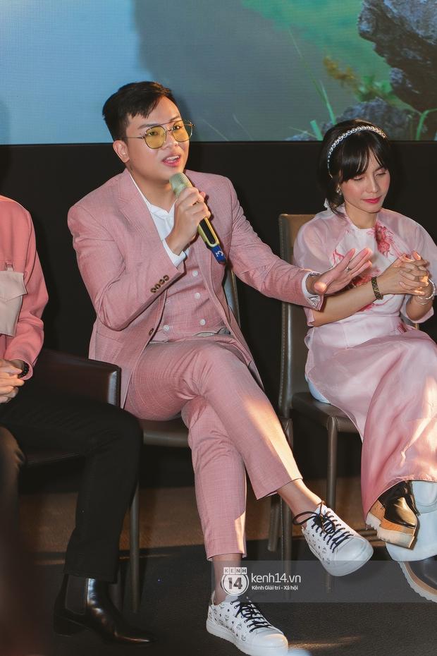 Vpop đón chào tân binh hát live tốt, được nhạc sĩ Hứa Kim Tuyền ví như sự giao thoa của Hoàng Thuỳ Linh và AMEE - Ảnh 15.