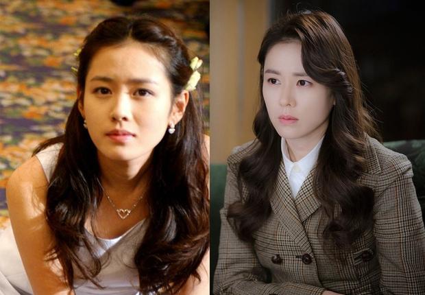8 nữ thần màn ảnh Hàn Quốc 40 tuổi vẫn đẹp nhức nách: Son Ye Jin chưa xuất sắc bằng bà mẹ hai con này! - Ảnh 1.