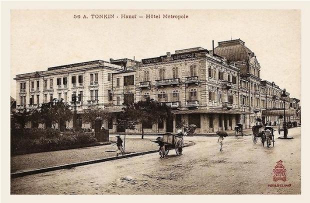 Bí ẩn Metropole Hà Nội - khách sạn 5 sao vừa tròn 120 tuổi: Ghi dấu chân toàn nhân vật nổi tiếng, cứ 3 đồng doanh thu nhận về 1 đồng lãi, có cả hầm tránh bom - Ảnh 1.