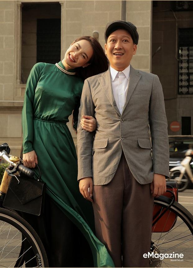 Clip: Nhã Phương chia sẻ sẽ không dám làm gì tiểu tam nếu chồng có người khác tại họp báo phim 1990 - Ảnh 5.