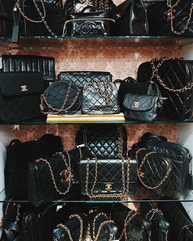 Các nàng ơi, sắm túi ví hàng hiệu vintage thôi: Chỉ từ 2-3 triệu là mua được một niềm vui sang chảnh - Ảnh 1.