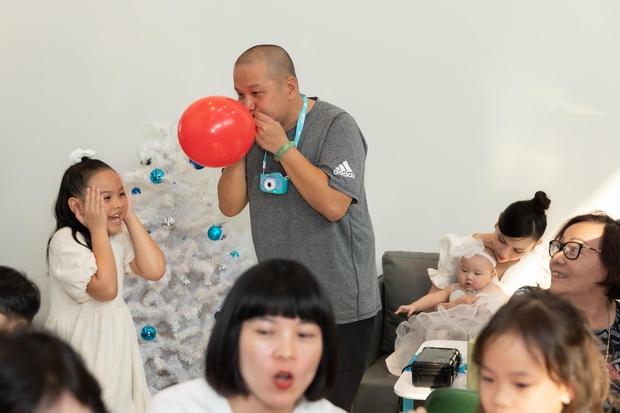 Phạm Quỳnh Anh - Quang Huy hội ngộ mừng sinh nhật con gái út, khung ảnh gia đình khiến netizen đồng loạt mong tái hợp - Ảnh 7.