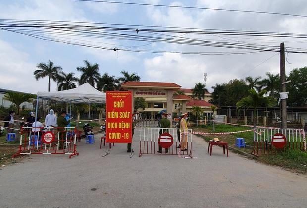 Dỡ bỏ phong tỏa một bệnh viện ở Hải Phòng - Ảnh 1.