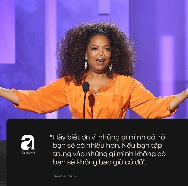 8/3 kể chuyện người phụ nữ có sức ảnh hưởng nhất hành tinh Oprah Winfrey: 14 tuổi mang thai vì bị lạm dụng tình dục, đạp lên vũng bùn đứng dậy tỏa ánh hào quang - Ảnh 7.